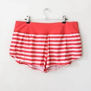 🦄 RARE Lululemon Waldo Stripe Light As Air Short